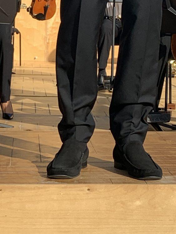 Robin Ticciati: The Shoes