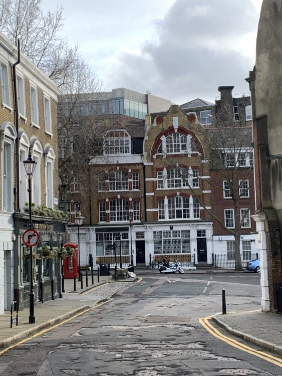 Clerkenwell: An Antique Vista