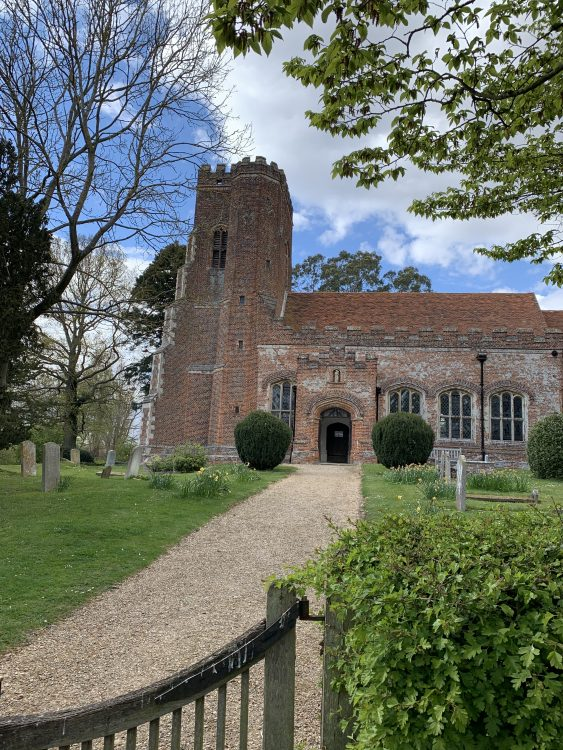 Layer Marney Church: Essex's Hidden Gem