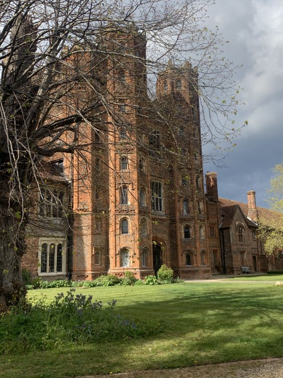 Layer Marney Tower, Essex. How can It be There?