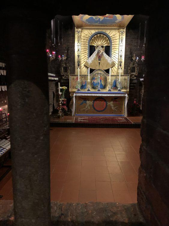 Our Lady of Walsingham: the Sacred Inner Shrine
