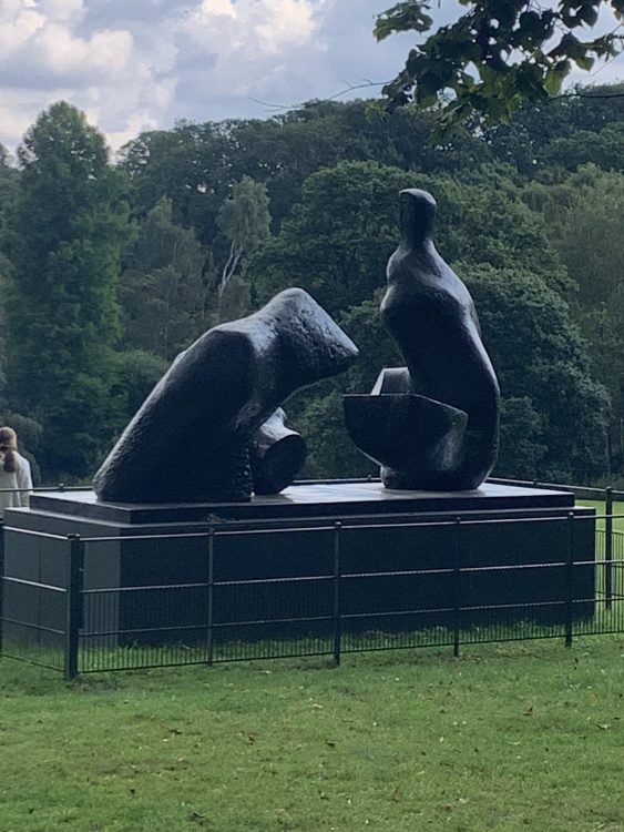 The Henry More at Kenwood: From this Angle it's a Bear and a Woman