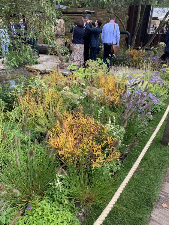 M&G Garden: Can't have Enough of it: So Well Modulated
